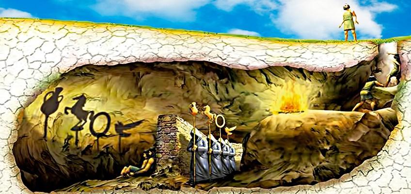 Caverna-de-Platao