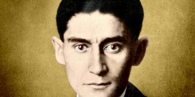 Franz KAFKA - Portrait, October 1923